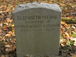Elizabeth Maxine Asplundh