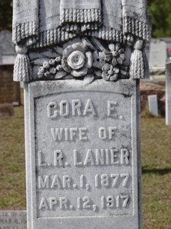 Cora E. Lanier