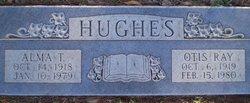 Alma Tommie <i>Helms</i> Hughes