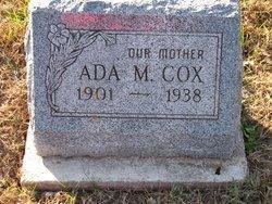 Ada M. Cox
