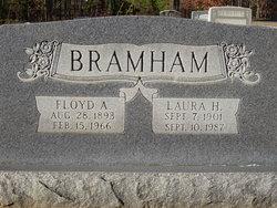 Laura A <i>Harrison</i> Bramham
