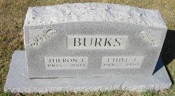 Ethyl T. <i>Frieze</i> Burks