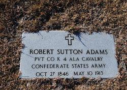 Robert Sutton Adams