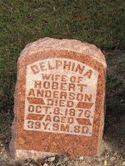 Delphina <i>Bird</i> Anderson