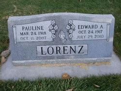 Edward A Lorenz