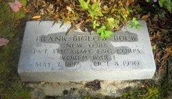 Frank Bigelow Buck