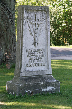 Adolph Antoine