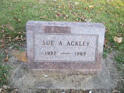 Sue A <i>Michel</i> Ackley