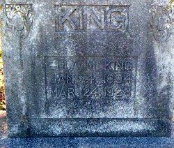 Eula M King