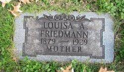 Louisa Anna <i>Doerr</i> Friedmann