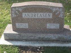 Thyra E. <i>Hansen</i> Andreasen