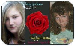 Tracy Lynn Tomlinson