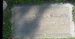 Orrel L Merrihew