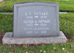 Agnes Lavina <i>Young</i> Fowler