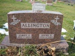 Irene H <i>West</i> Allington