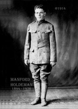 Manford Lorenzo Holdeman