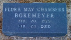 Flora May <i>Chambers</i> Bokemeyer