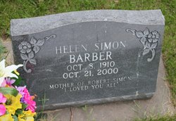 Helen Simon Barber