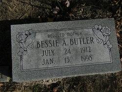 Bessie A <i>Gilbert</i> Butler