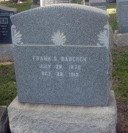 Frank S. Babcock