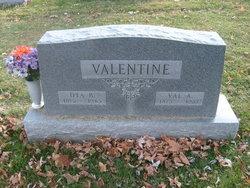 Ota Belle <i>Freeman</i> Valentine