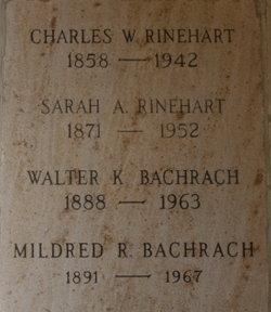 Mildred <i>Rinehart</i> Bachrach