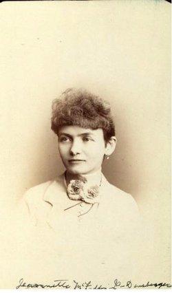 Jeannette <i>McFadden</i> Densberger