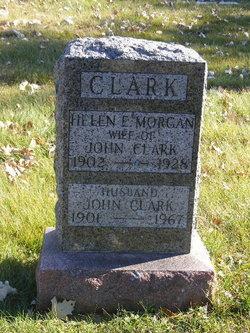 Helen E. <i>Morgan</i> Clark