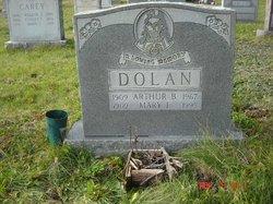 Mary F. <i>Maxwell</i> Dolan