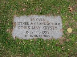 Doris May <i>Anderson</i> Krysty