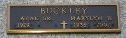 Alan Buckley, Sr