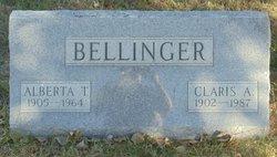 Alberta T. <i>Thompson</i> Bellinger
