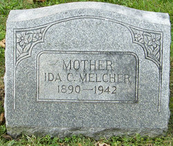 Ida Catharine <i>Hahn</i> Melcher