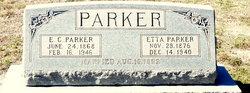 Mary Etta <i>Griffin</i> Parker