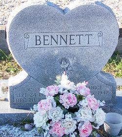 W. D. Bennett