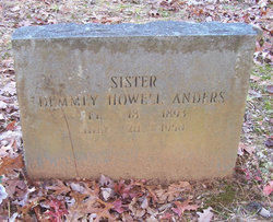 Demmey <i>Howell</i> Anders