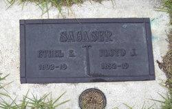 Ethel E. <i>Bickmore</i> Sagaser