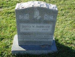 David W. Barbour