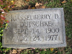 Casselberry D. Dutschke