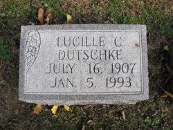 Lucille C. Dutschke