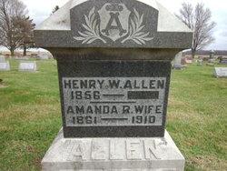 Amanda R. <i>Hanner</i> Allen