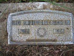 Leo Paul Bergeron, Jr