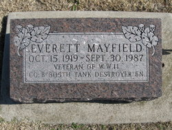 Everett Mayfield