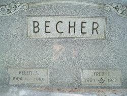 Helen S <i>Reynolds</i> Becher