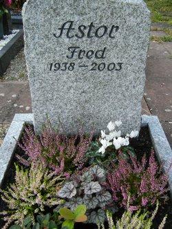 Fred Astor
