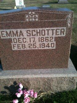 Emma <i>Stein</i> Schotter
