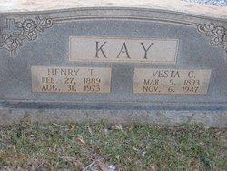 Mary Vesta <i>Crocker</i> Kay