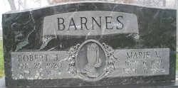 Marie V Barnes