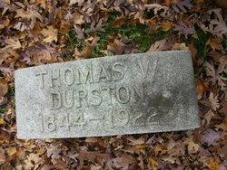 Thomas W. Durston