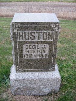 Cecil J. Huston